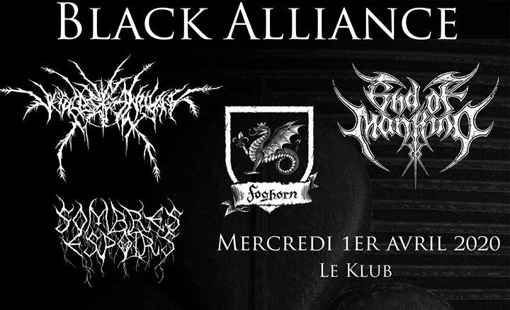 Black Alliance Tour : Paris