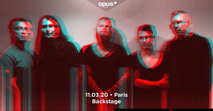 Date de report à venir - Born of Osiris • 11.03.20 • Paris
