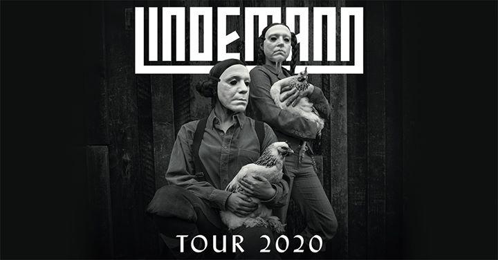 Lindemann: Tour 2020 – Paris, France