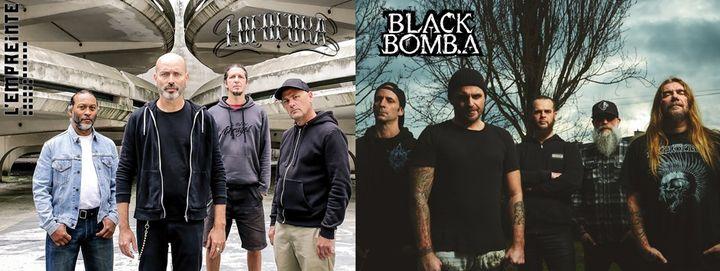 Lofofora ● Black Bomb A à l'Empreinte de Savigny le Temple