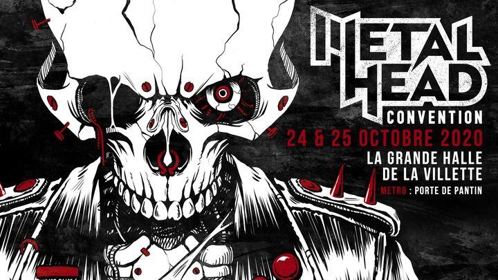 Metalhead Convention @Paris 2020