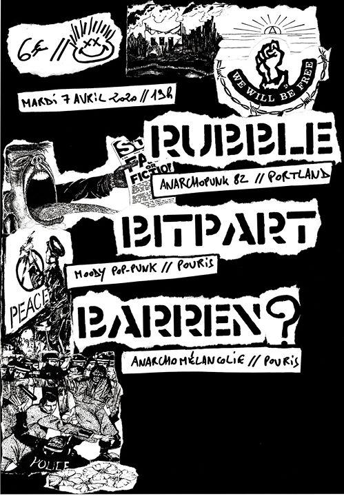 Rubble / Barren? / Better Than You