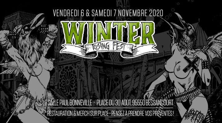 Winter Rising Festival 2020