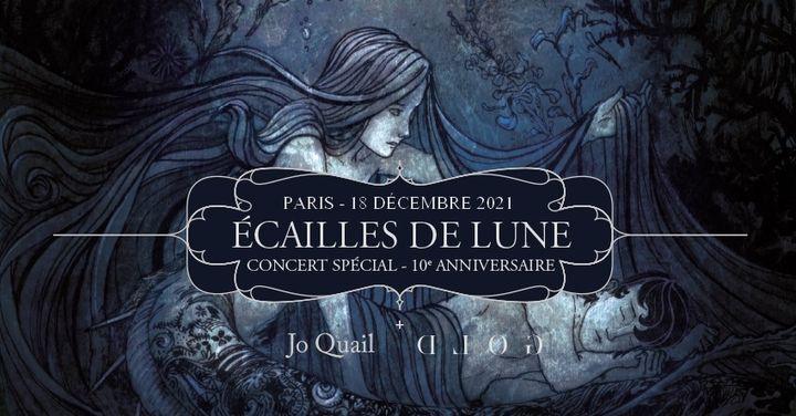 """Alcest """"Écailles De Lune, 10ème anniversaire"""" // Paris"""