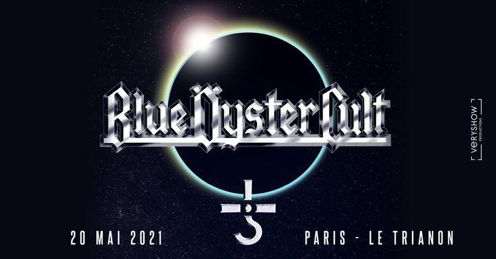 Blue Öyster Cult • Paris