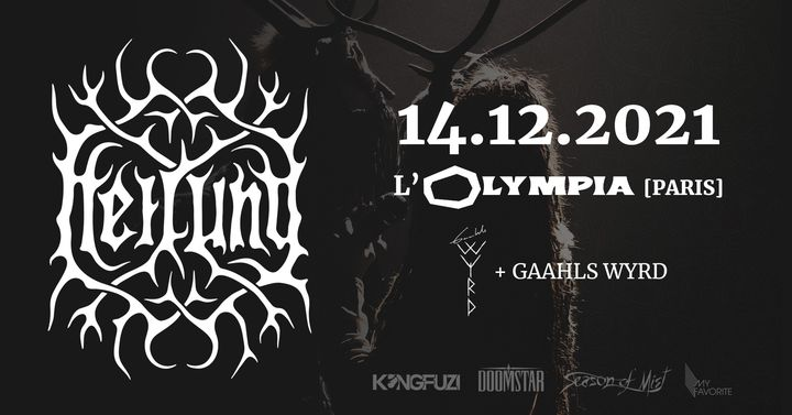 Heilung à L'Olympia • 14 décembre 2021