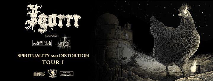 Igorrr / Drumcorps / Otto Von Schirach @Stereolux