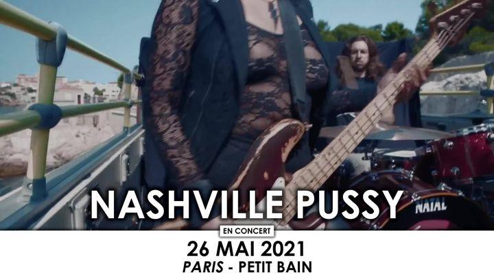 Nashville Pussy • Paris • Petit Bain